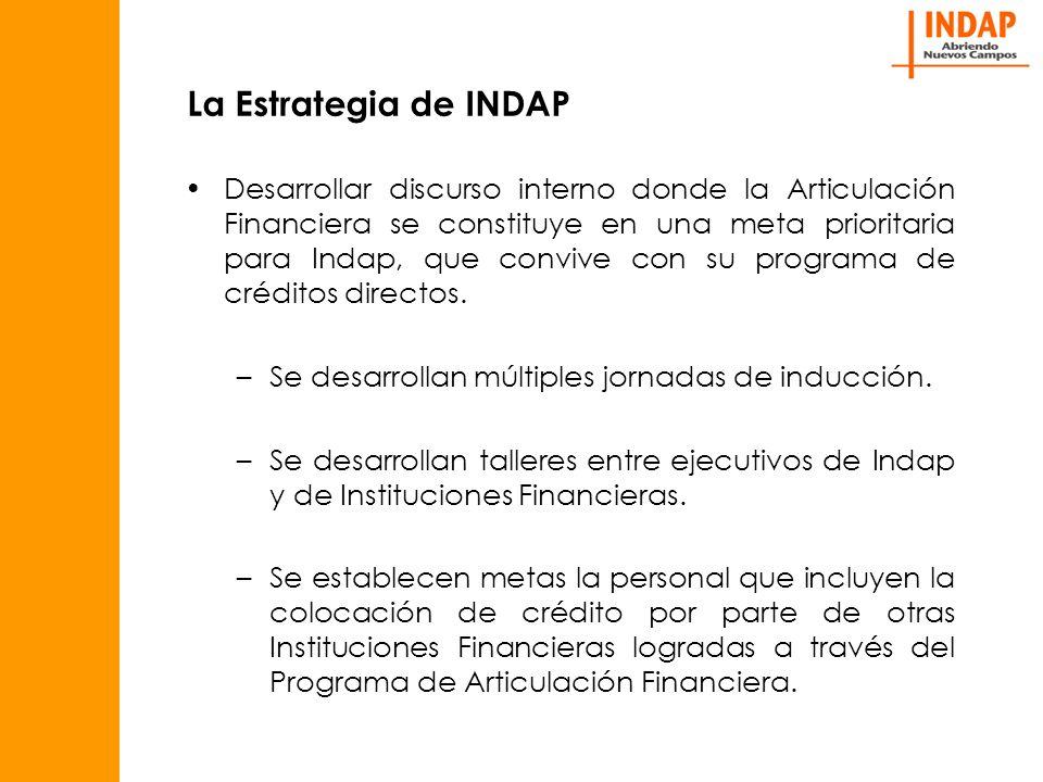 La Estrategia de INDAP