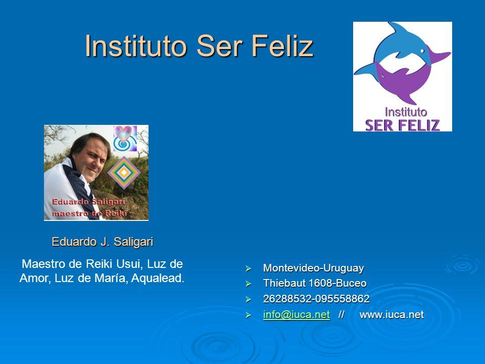 Maestro de Reiki Usui, Luz de Amor, Luz de María, Aqualead.