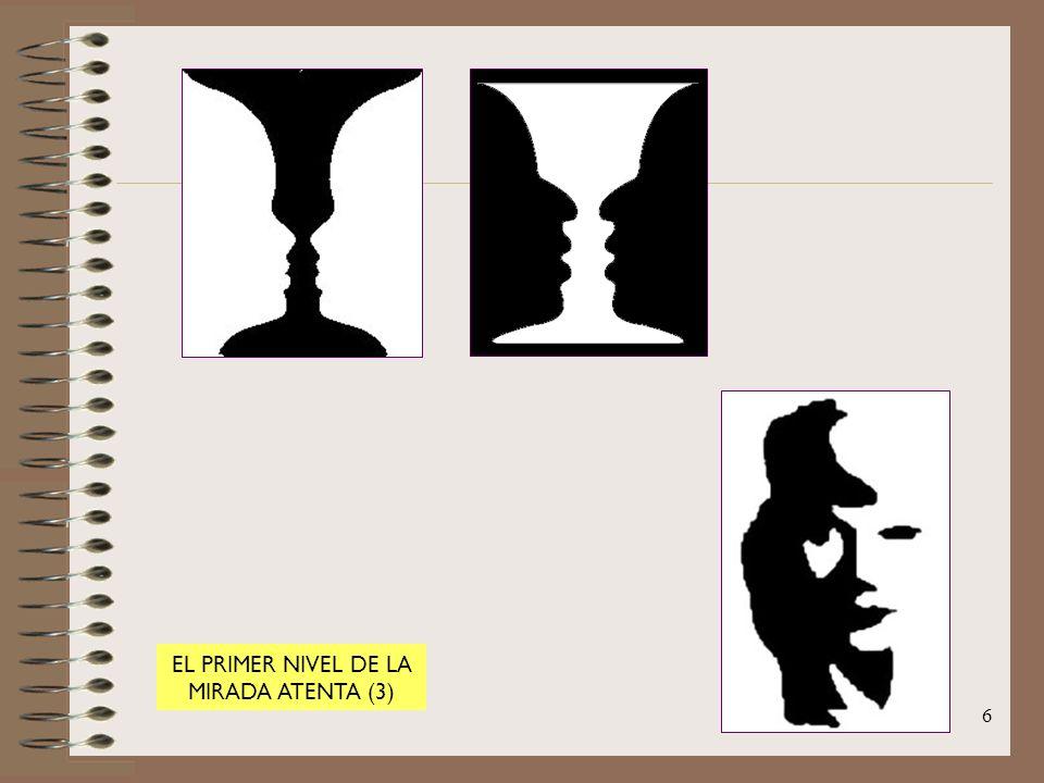 EL PRIMER NIVEL DE LA MIRADA ATENTA (3)