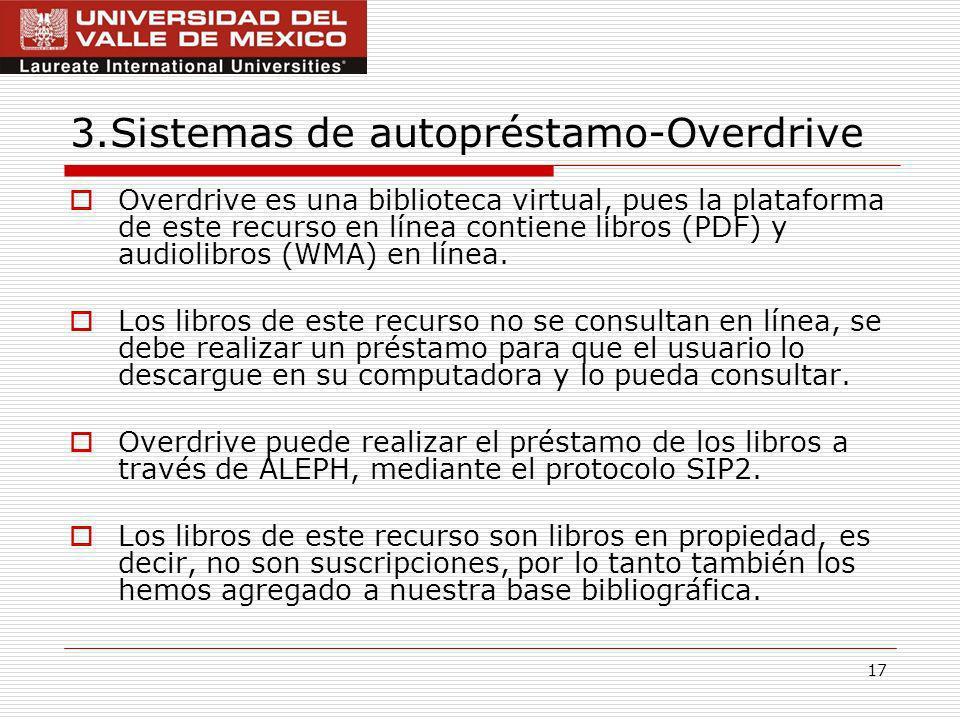 3.Sistemas de autopréstamo-Overdrive