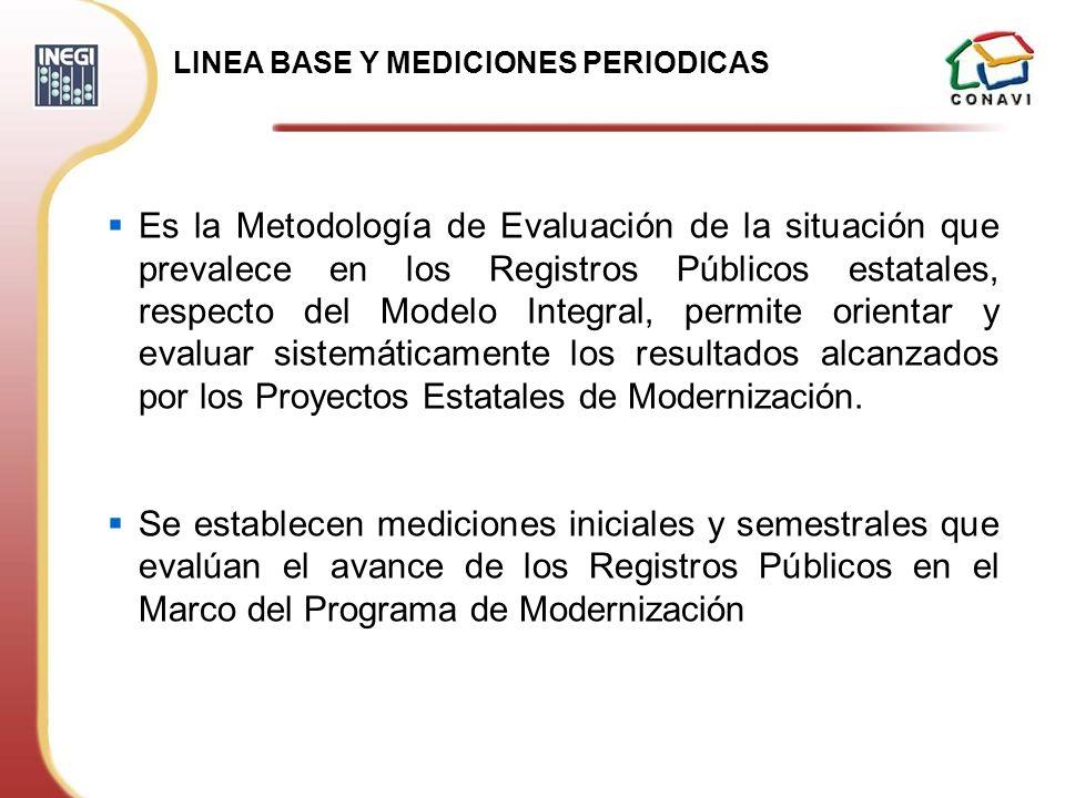 LINEA BASE Y MEDICIONES PERIODICAS