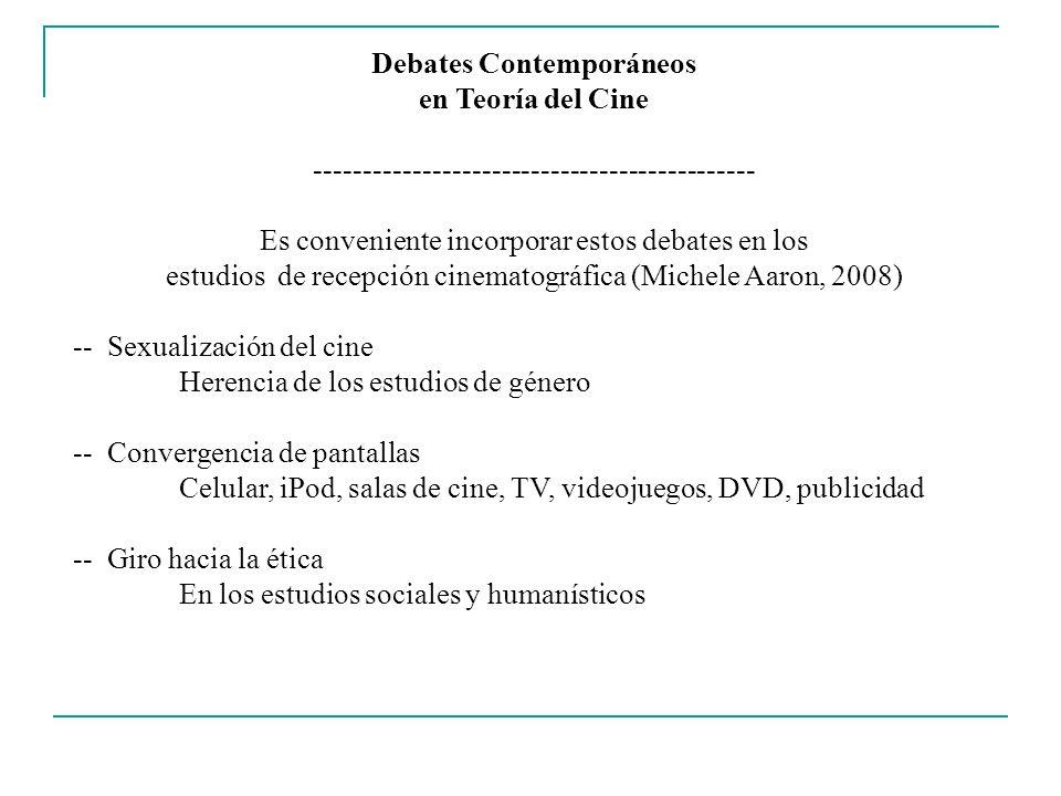 Debates Contemporáneos