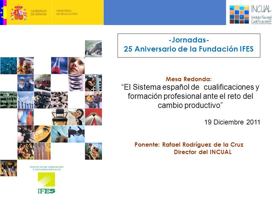 -Jornadas- 25 Aniversario de la Fundación IFES