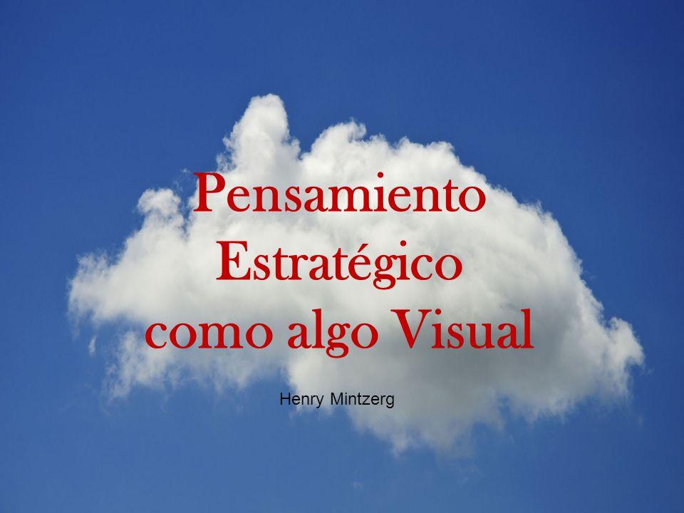 Pensamiento Estratégico como algo Visual