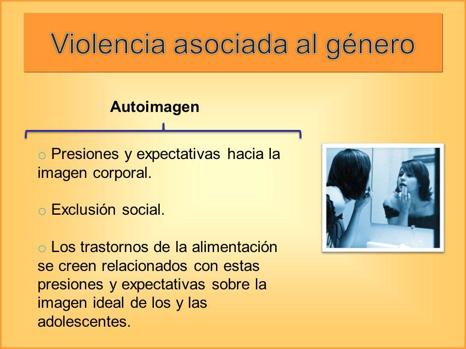 Violencia asociada al género