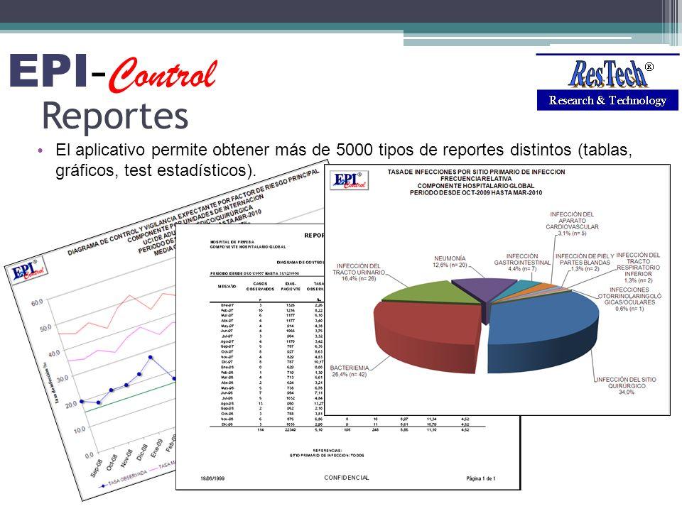 EPI-Control Reportes.