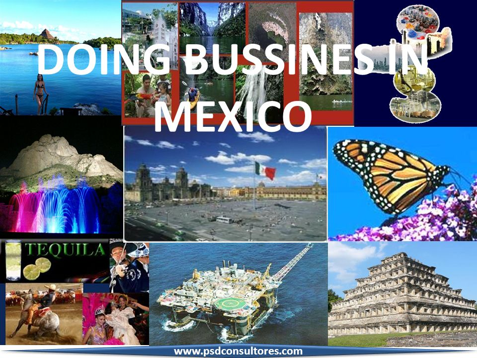 DOING BUSSINES IN MEXICO