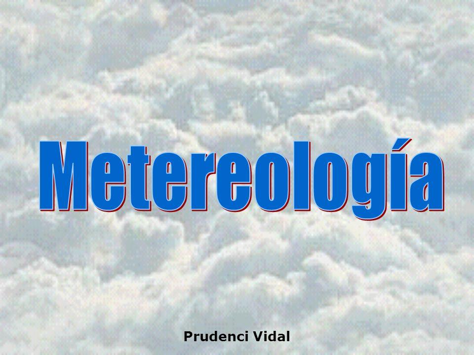 Metereología Prudenci Vidal