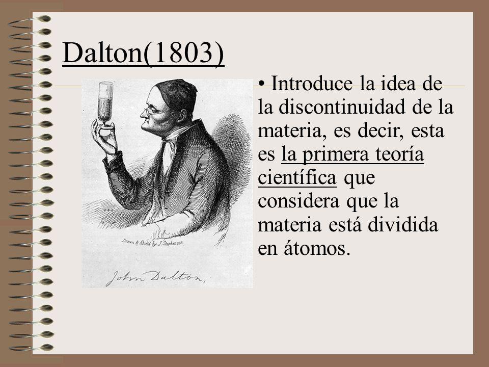 Dalton(1803)