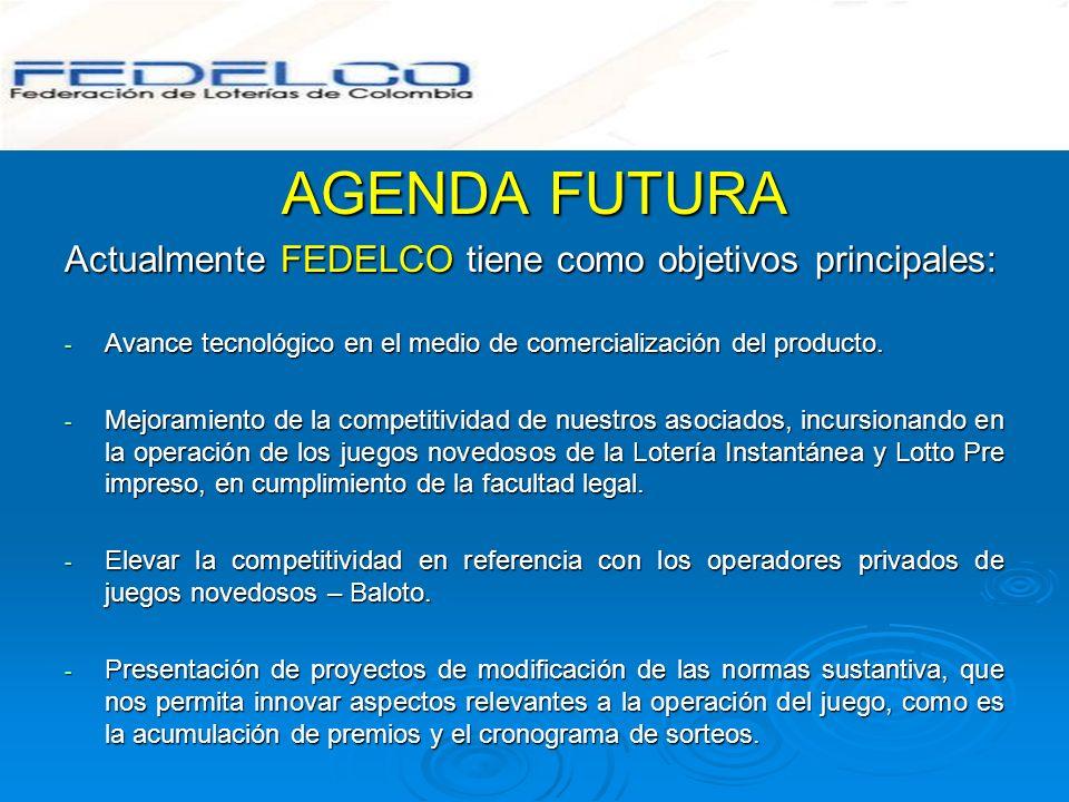 AGENDA FUTURA AGENDA FUTURA