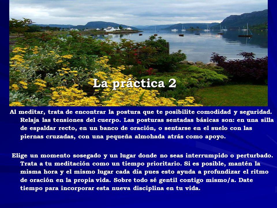 La práctica 2