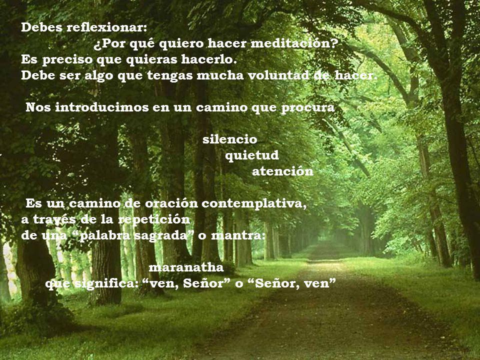 Como Hacer Meditacion En Casa. Excellent Meditacin Budista With Como ...