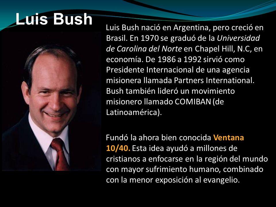 Luis Bush