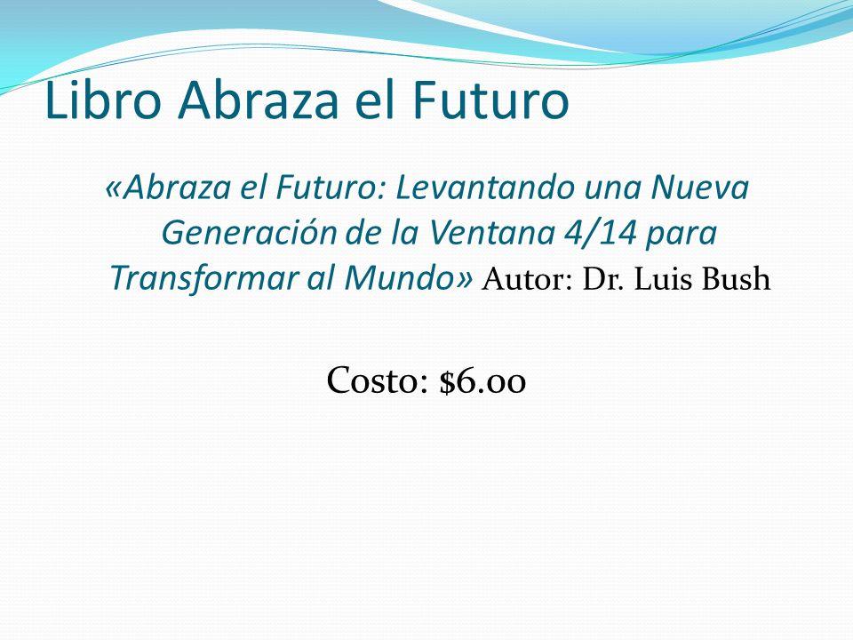 Libro Abraza el Futuro