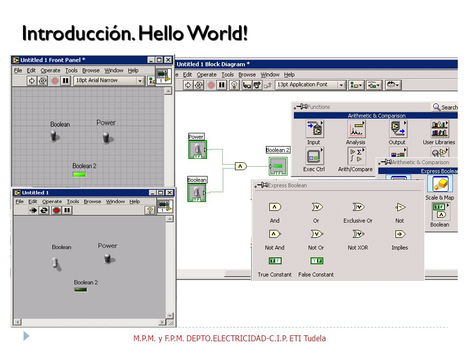 Introducción. Hello World!