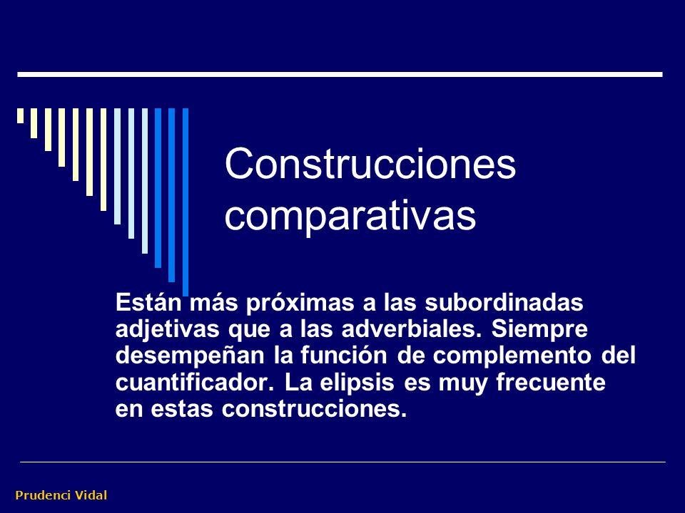 Construcciones comparativas