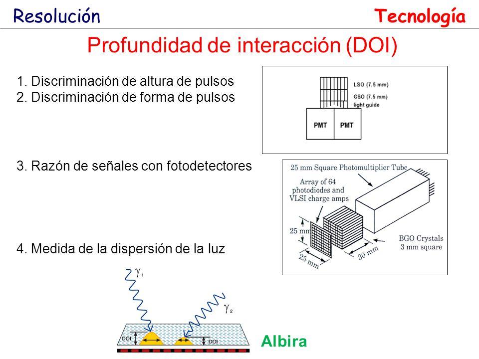 Profundidad de interacción (DOI)