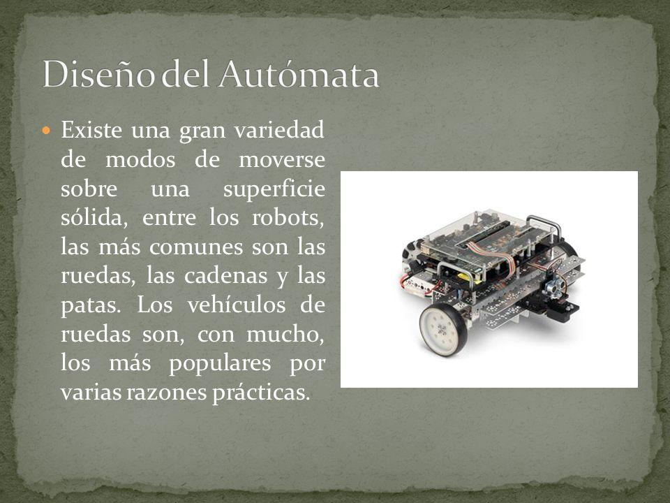 Diseño del Autómata