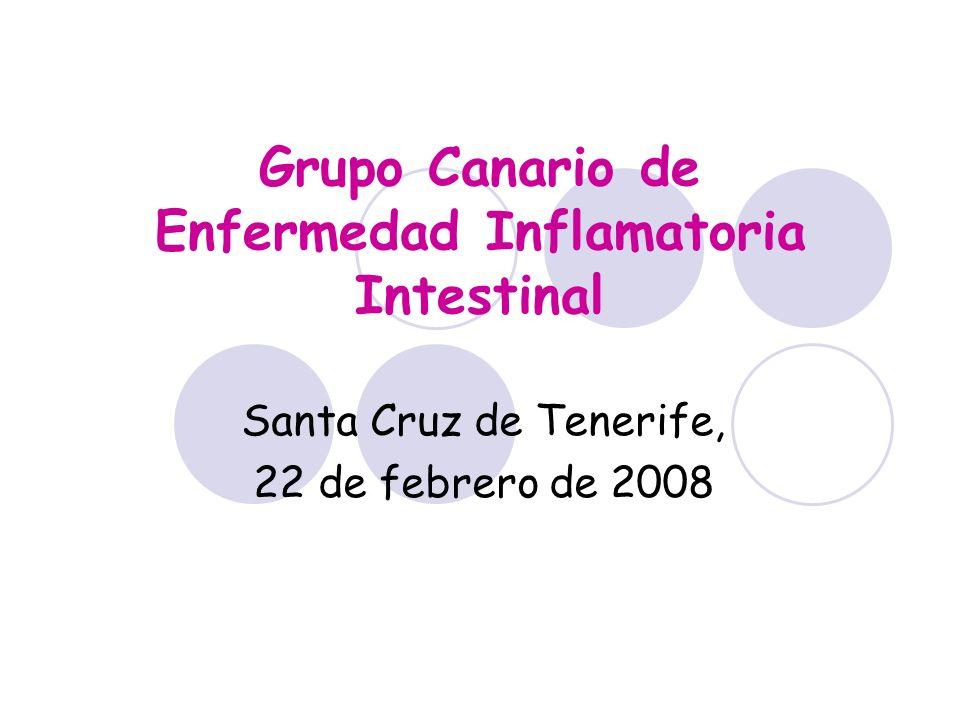 Grupo Canario de Enfermedad Inflamatoria Intestinal