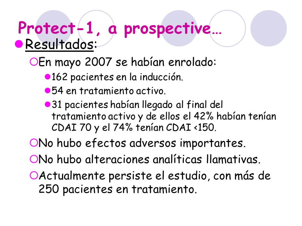 Protect-1, a prospective…