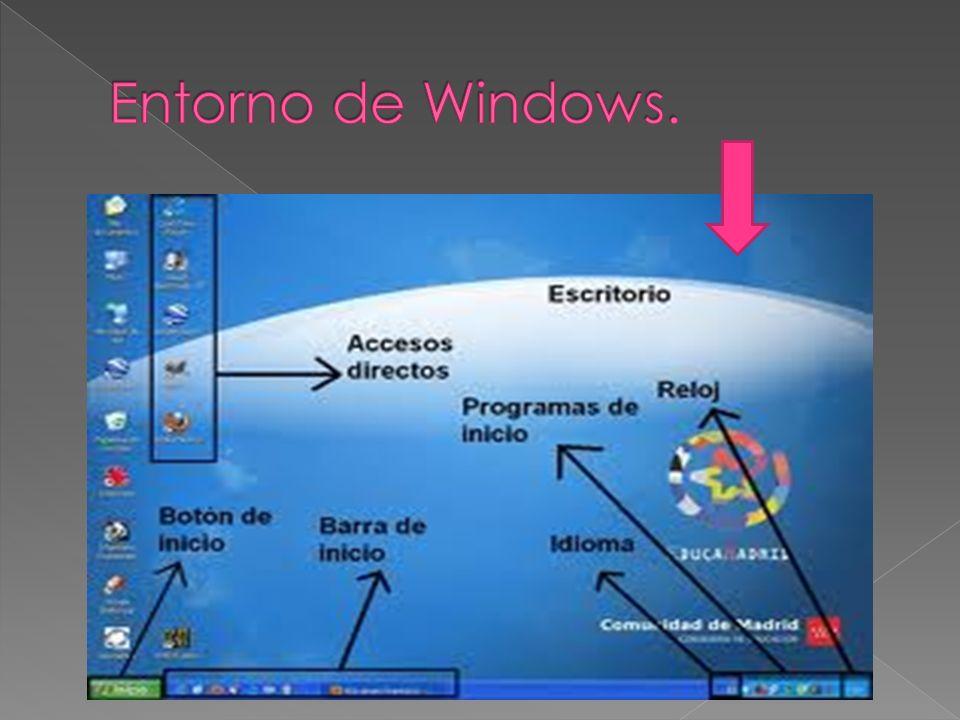 Entorno de Windows.