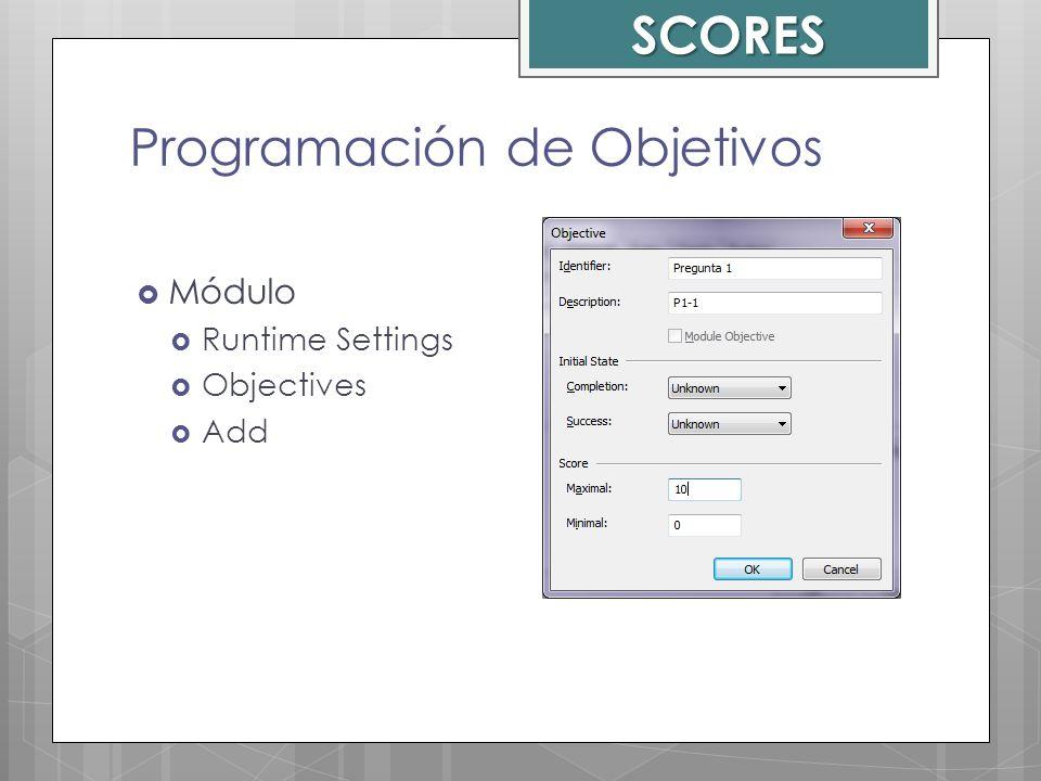 Programación de Objetivos
