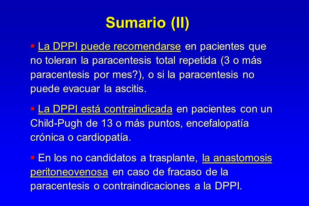 Sumario (II)
