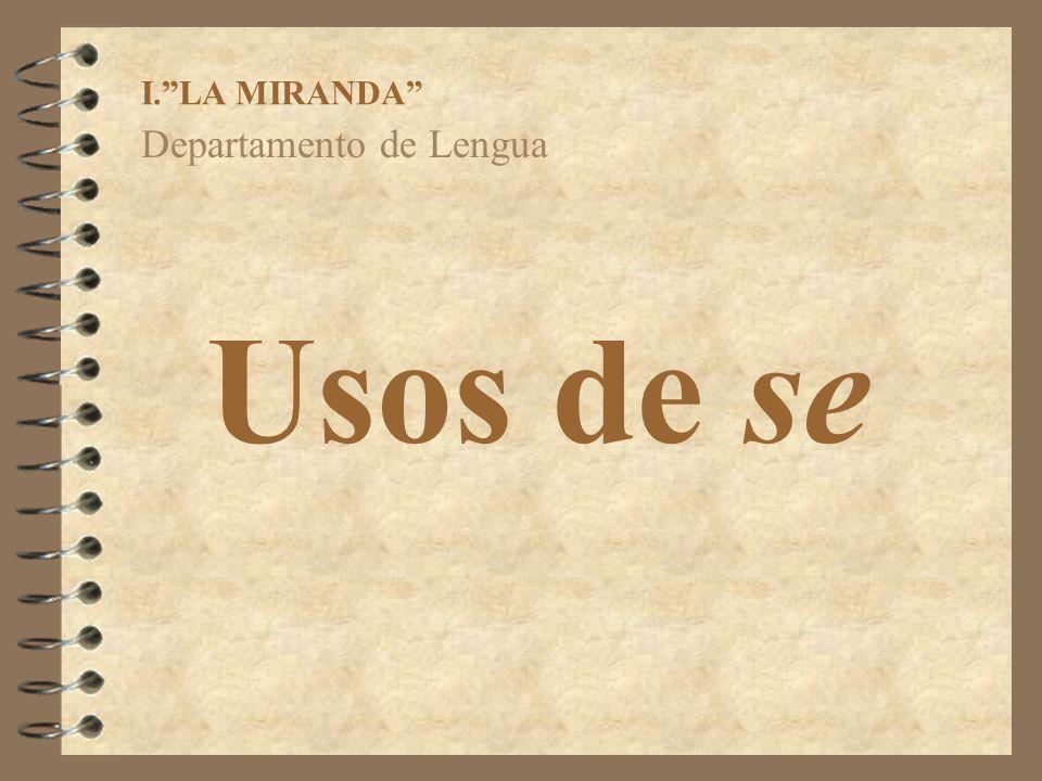 Departamento de Lengua