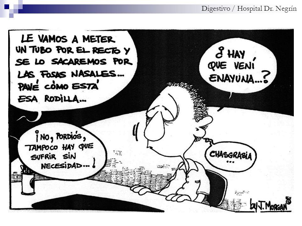 Digestivo / Hospital Dr. Negrín