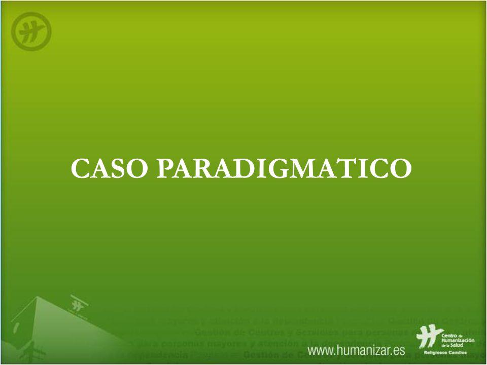 CASO PARADIGMATICO