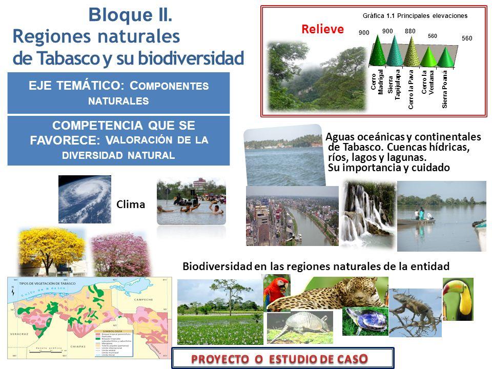 de Tabasco y su biodiversidad