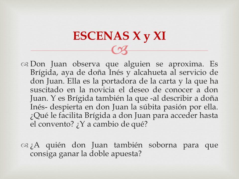 ESCENAS X y XI