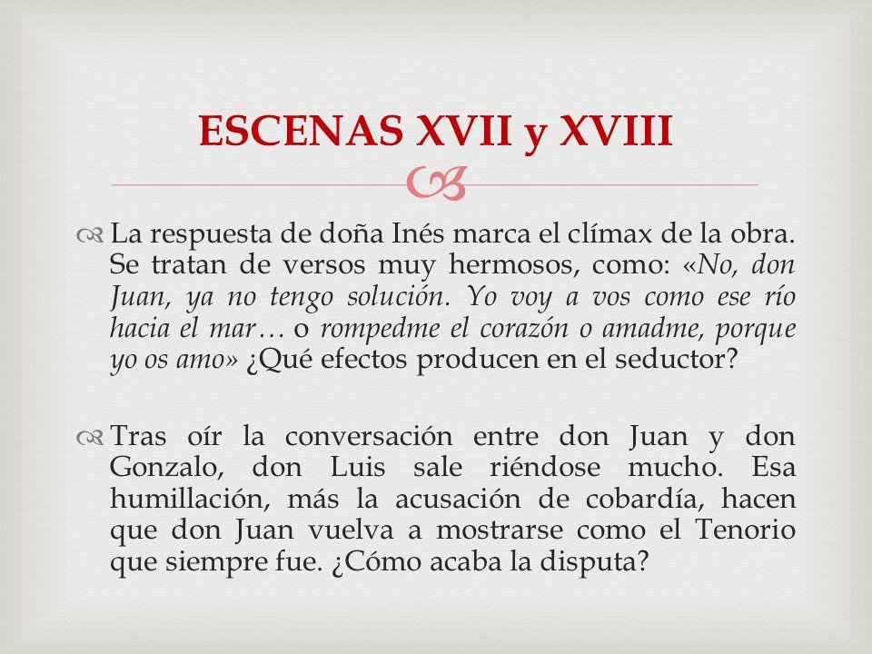 ESCENAS XVII y XVIII