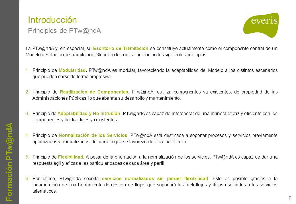 Introducción Principios de PTw@ndA