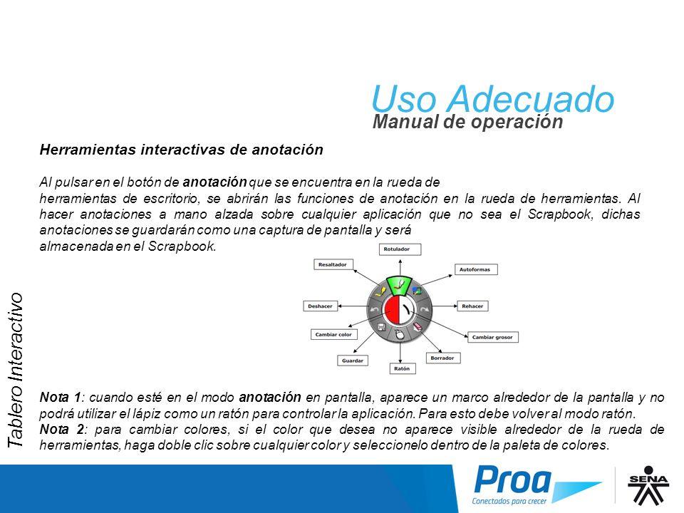 UA: Herramientas Interactivas de Anotación