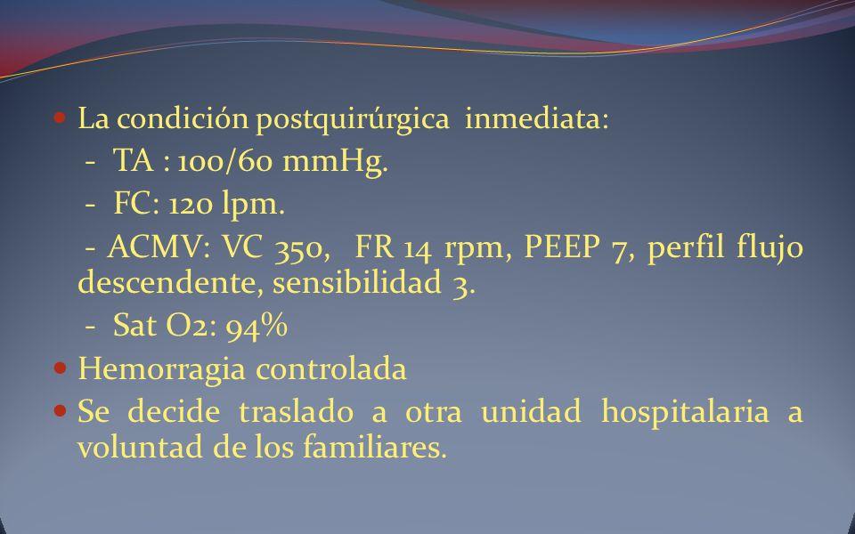 Hemorragia controlada
