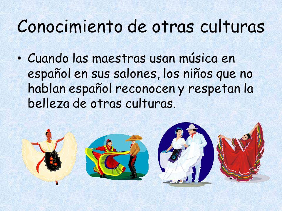 Conocimiento de otras culturas