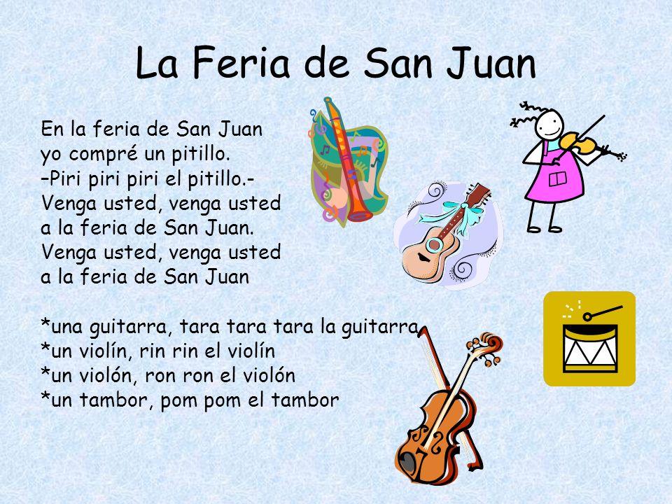 La Feria de San Juan
