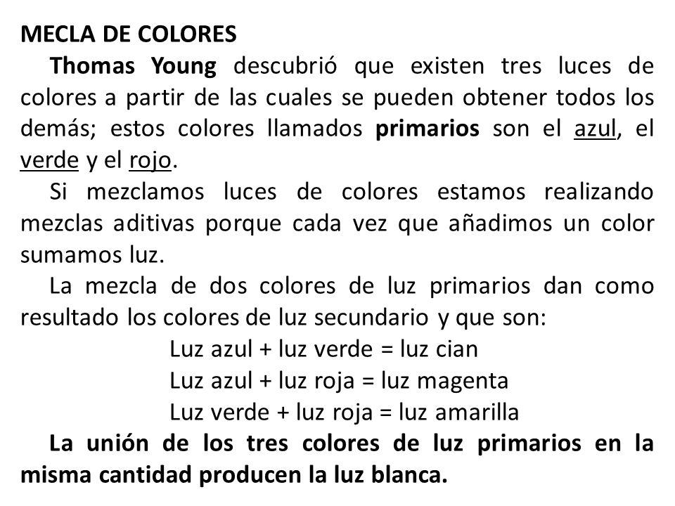MECLA DE COLORES