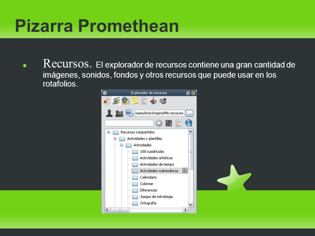 Pizarra Promethean