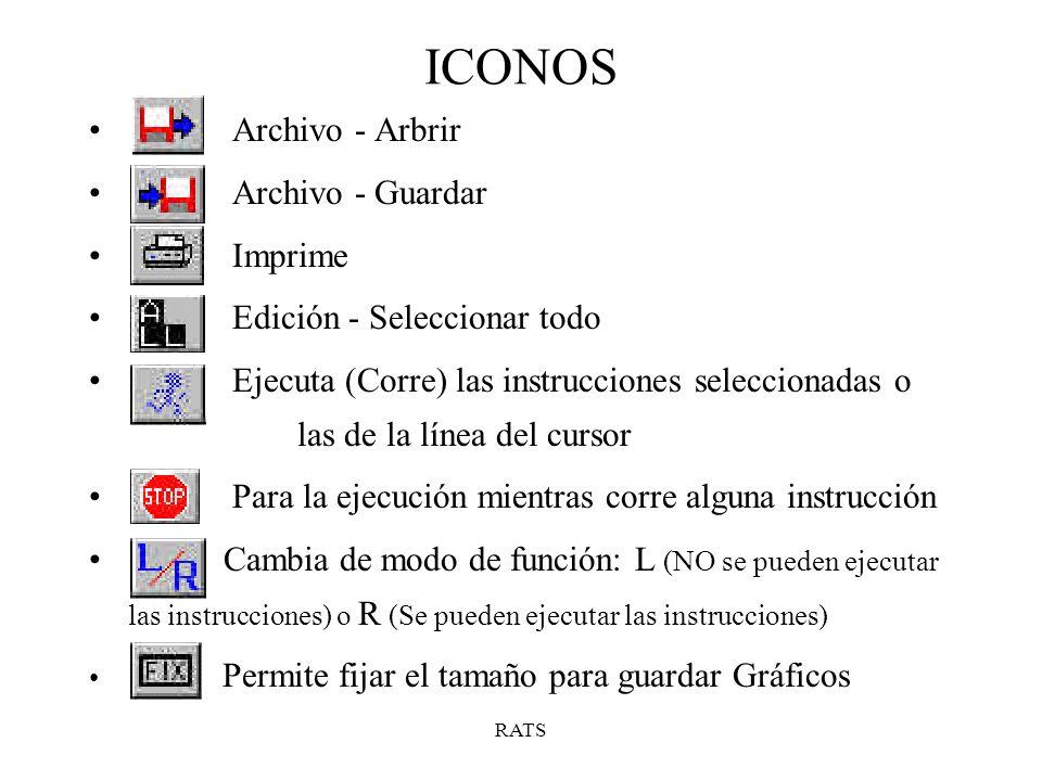 ICONOS Archivo - Arbrir Archivo - Guardar Imprime