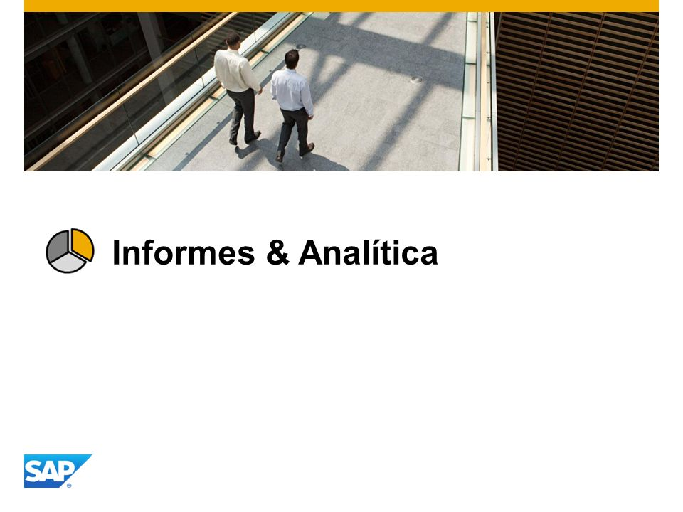 Informes & Analítica