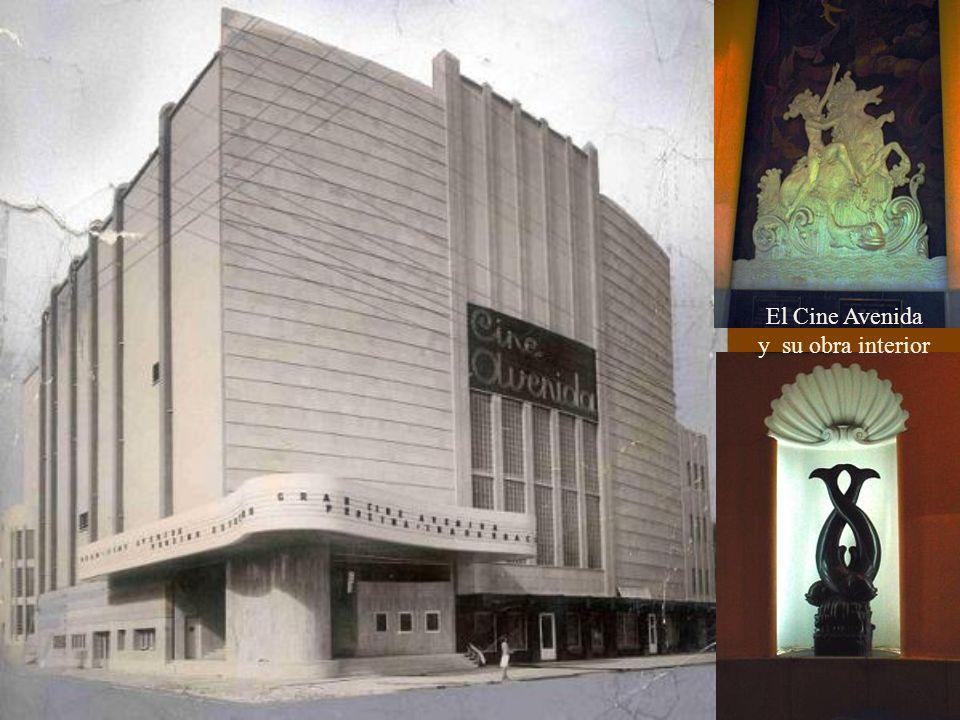 El Cine Avenida y su obra interior