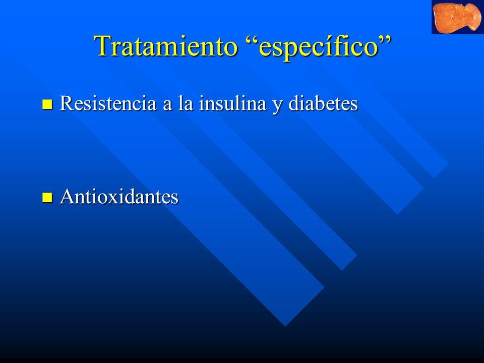 Tratamiento específico