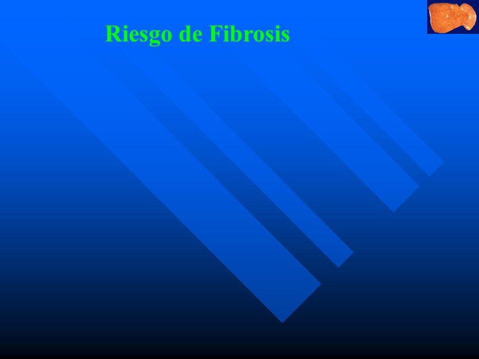 Riesgo de Fibrosis
