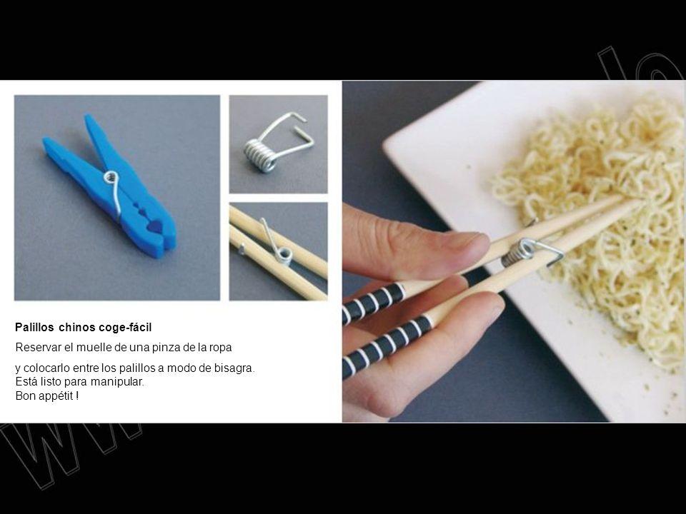 Palillos chinos coge-fácil
