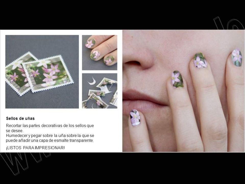 Sellos de uñas