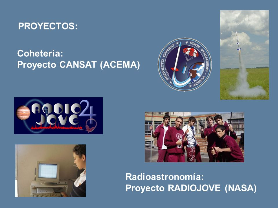 Proyecto CANSAT (ACEMA)
