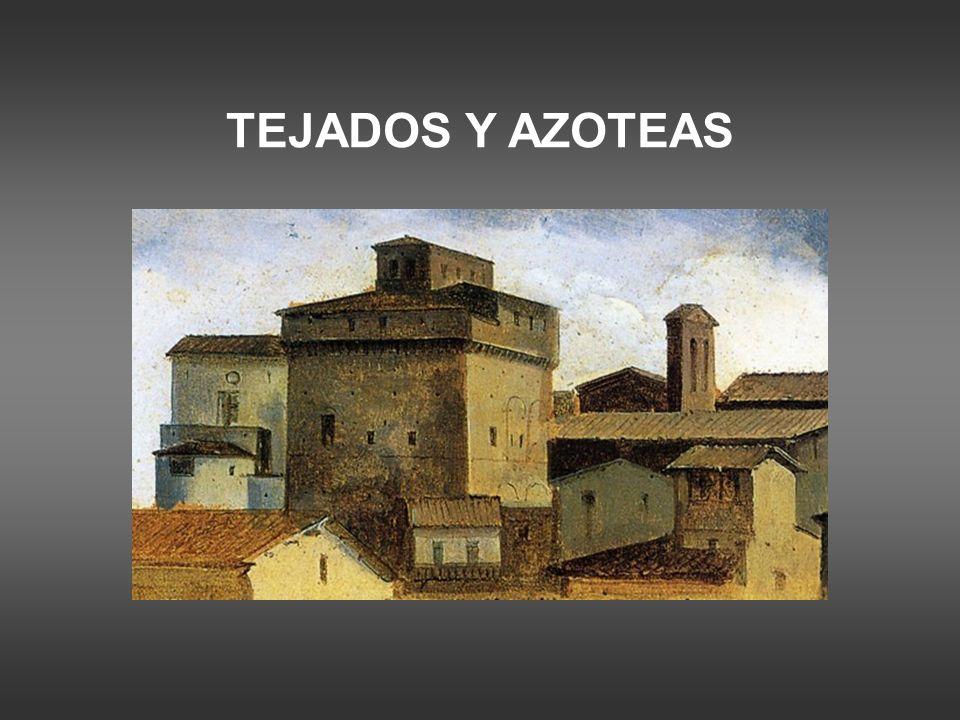 TEJADOS Y AZOTEAS