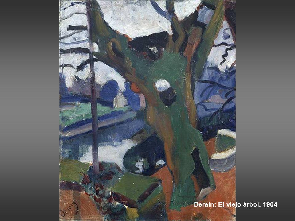 Derain: El viejo árbol, 1904